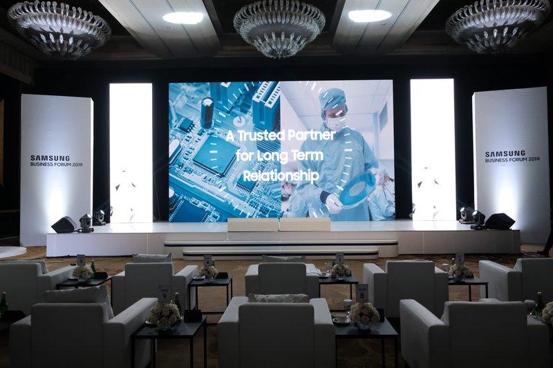 Blog Prosa ai - Prosa ai was at Samsung Business Forum 2019